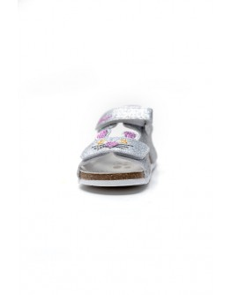 CHICCO SANDALS WITH GLITTER