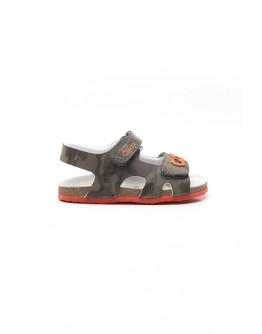 CAMOUFLAGE SANDALS CHICCO