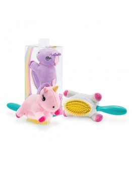 Martinelia Unicorn Teddy Hair Brush