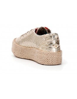 FEMALE ESPADRILLES CAFE NOIR