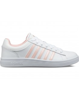 FEMALE SNEAKERS K-SWISS WHITE/PERLE