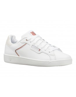 WOMAN SNEAKERS K-SWISS WHITE/ROSE GOLD