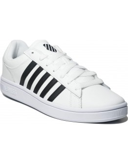 COURT WINSTON K-SWISS WHITE/BLACK