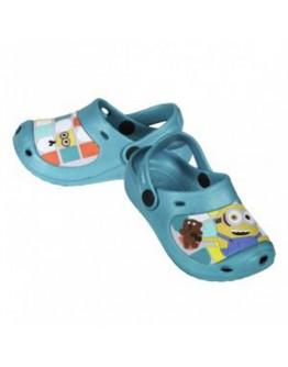 Sandals type Crocs Minions