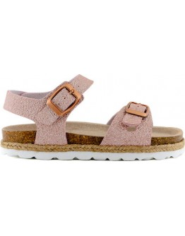 ANATOMIC SANDALS LELLI KELLY DUSTY PINK