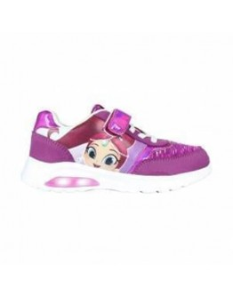 Shimmer and shine shoes with lights