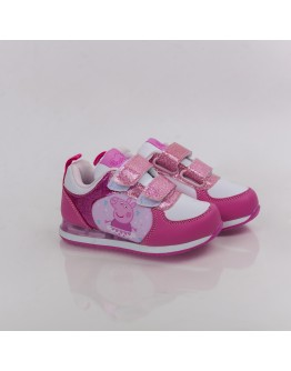 SNEAKERS WITH LIGHTS PEPPA PIG