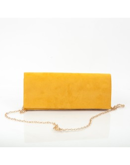 SUEDE BAG CLUTCH AZAREY